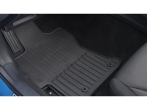 Impreza All Weather Rubber Floor Mats 2017
