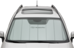 Subaru Forester Sunshade 2012-2013
