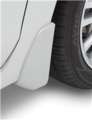 Subaru Impreza Splash Guards - 5 Door -  2016 2017 Jasmine Green Metallic