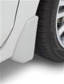 Subaru Impreza Splash Guards - 5 Door -  2016 2017 Crystal Black Silica