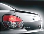 STi 2007 Limited Rear Spoiler  - Unpainted