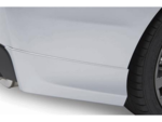 Subaru STI Splash Guard Kit  Rear, Aero in Ice Silver Metallic