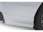 Subaru WRX + STi Splash Guards Rear Aero Crystal Black Silica 2015-2018