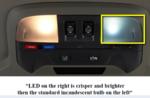 Subaru Led Upgrade Map And Dome Light  H461SFL100