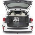 Subaru Outback cargo net rear - 2010