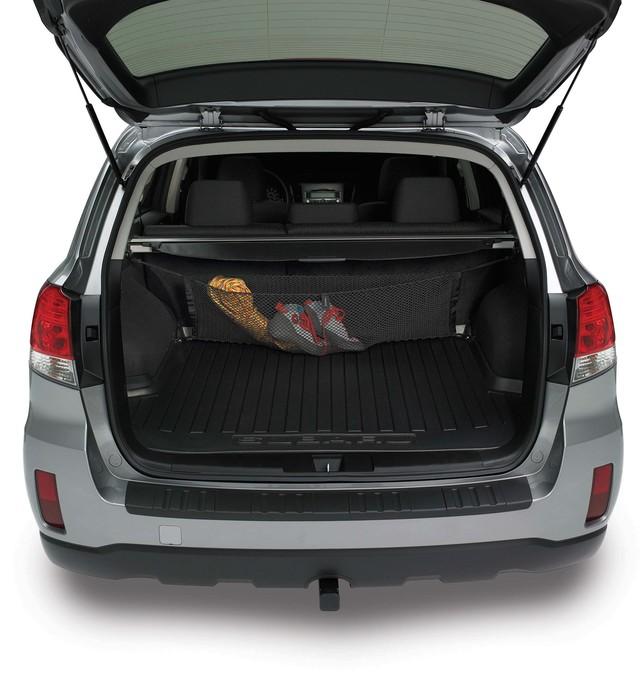 Subaru Outback Cargo Net Rear 2011 2014 F551saj001 Subaru