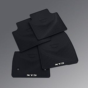 Cadillac XT5 All Weather Floor Mat Package