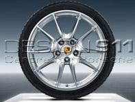 PORSCHE-20 inch CARRERA-S-C2-991-WHEEL-SET- with Tires