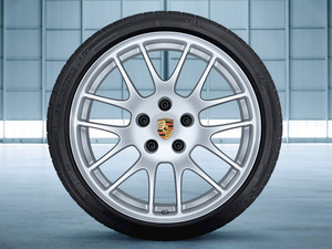 "20"" Porsche RS Spyder Wheels set with Tires"