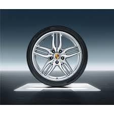 "20"" 991 C2 / C2S Sport Design Alloy Wheels & Tires set of 4"