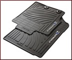 All-Weather Floor Mats - 4-pc set