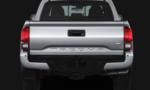3rd Gen Tacoma Rear Paintable Bumper End Cap Kit