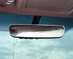 Electrochromatic Frameless Mirror W/Homelink & Compass