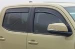 Vent Visors - Access Cab, 4 Piece