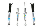 Bilstein Height Adjustable Front and Matching 5100 Rear Shocks