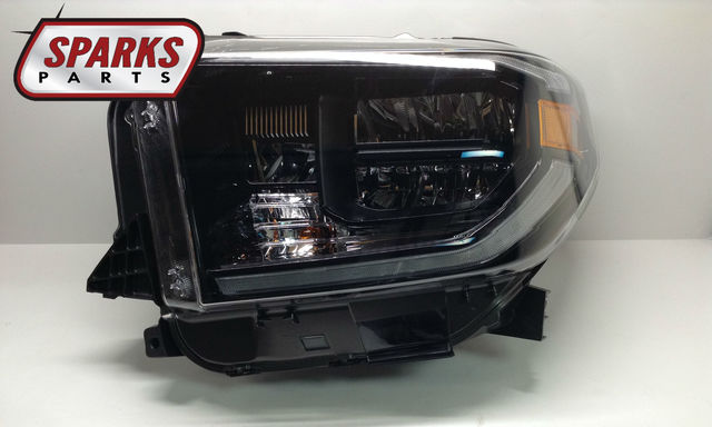 Headlamp Assembly Left-Hand (TRD Pro)