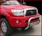 Bull Bar with Skid Plate