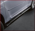 Running Boards, Black