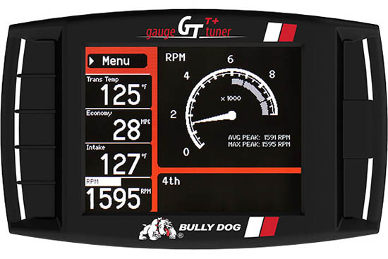 Bully Dog - GT Platinum Gas