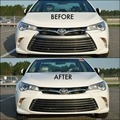 Camry SE/XSE Bumper Overlays