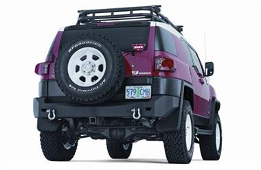 Off-Road Winch Bumper