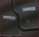 Carpet Floor Mats, Bisque, 4-Pc.