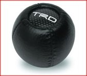 TRD Leather Shift Knob - Ball Type (MT Only)