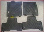 FJ All-Weather Floor Mats