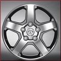 """20"""" Machined Star 5-Spoke Alloy Wheel"""
