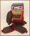 TRD High Performance Brake Pads - Front (OEM Size)