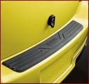 Rear Bumper Protector, Black, 5-Door Hatchback