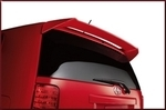 Rear Wind Deflector - Absolutely Red 3P0