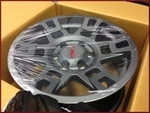 "TRD 17"" Off-Road Wheel - Graphite"