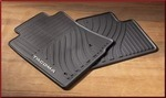 All-Weather Floor Mats - 4-Piece