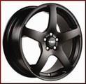 "TRD 18"" 5-Spoke Wheel Black Finish"