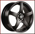 "TRD 18"" 5-Spoke Wheel Black Finish"