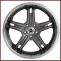 "TRD 19"" 5-Spoke Alloy Wheel"