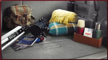 Carpet Cargo Mat - Almond