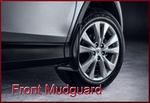 Mudguards - 2-Piece (Rear)