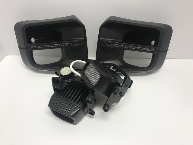 3rd Gen Tacoma TRD Pro Fog Light Kit