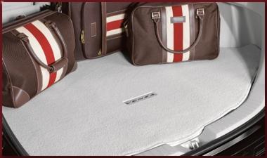 Carpet Cargo Mat, Black
