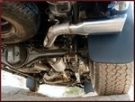 TRD Performance Exhaust System Long Bed