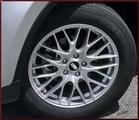 "18"" Silver Wheel"