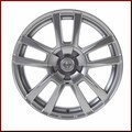 "16"" Split 5-Spoke Alloy Wheel"