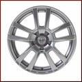 """16"""" Split 5-Spoke Alloy Wheel"""