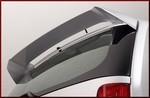 Rear Wind Deflector - Primered