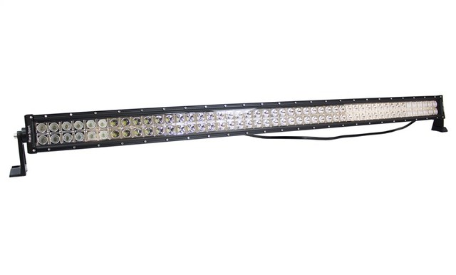 "50"" (M-M = 50"") Straight Series Dual Row Light Bar - Fits RS Brackets"