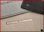 Carpeted Floor Mats - 3-Piece (Sand Beige Hybrid Only)
