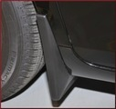 Mudguards - 2-Piece (Rear)