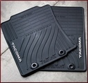 All-Weather Floor Mats - 2-Piece (Carpet Floor)